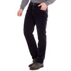 Брюки мужские W.Wegener Douglas 6-569/08 серые вельветовые, на термоподкладке с джинсовым карманом