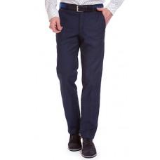 Брюки мужские Meyer Bonn 5-685/20 джинсовые, синие