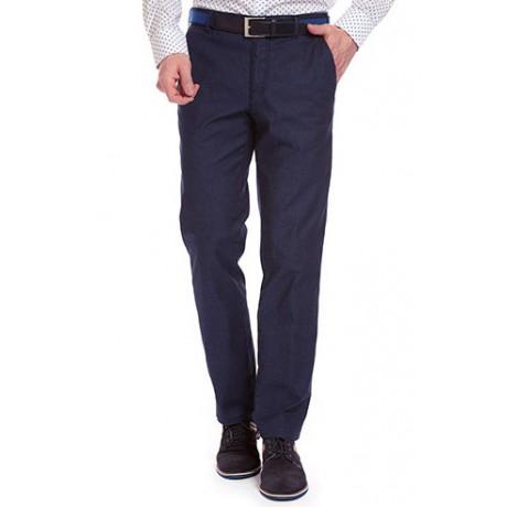 Брюки мужские Meyer Bonn 5-685/20 из легкой летней джинсовой ткани