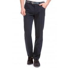 Брюки мужские Meyer Dublin 5-454/19, синие с джинсовым карманом