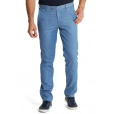 Брюки мужские Meyer Bonn 5-685/16 джинсовые, голубые