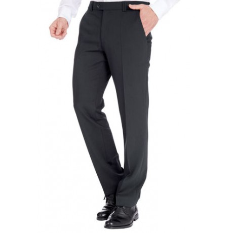 Классические мужские брюки Meyer (Мейер), модель Bonn 6-303/99 черные.