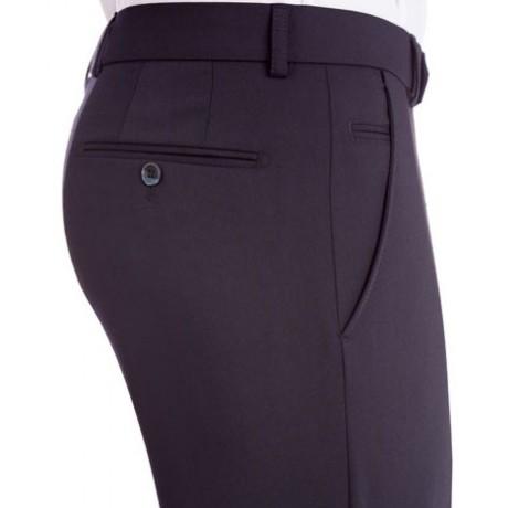 Классические мужские брюки Meyer (Мейер), модель Bonn 6-303/19 синие.