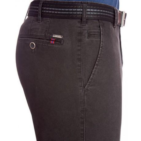 Хлопковые мужские брюки Meyer, модель Bonn 6-451/08 серые