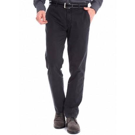 Хлопковые мужские брюки Meyer, модель Bonn 6-447/08 серые