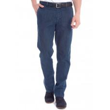 Брюки мужские Meyer Bonn 6-488/18 джинсовые синие