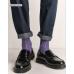 Брюки мужские летние Royal Spirit, модель Гауди из хлопка серо-синего цвета