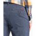 Брюки мужские летние Royal Spirit, модель Глен из хлопка серо-синего цвета