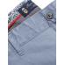 Брюки мужские летние Royal Spirit, модель Вальтер из хлопка голубого цвета