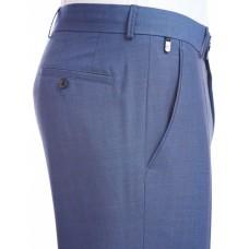 Брюки мужские W.Wegener Eton 5-113/16 классические, светло-синие, летние