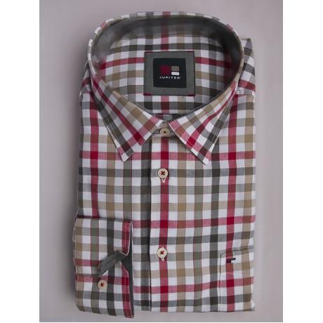 Рубашка мужская Jupiter 70052/33