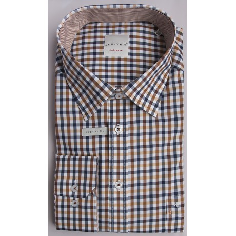 Рубашка мужская Jupiter 70514/46