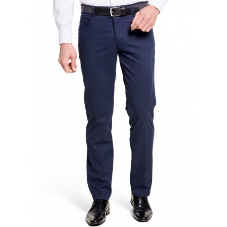 Брюки мужские Meyer, модель Diego, артикул 5-425/19, цвет темно-синий