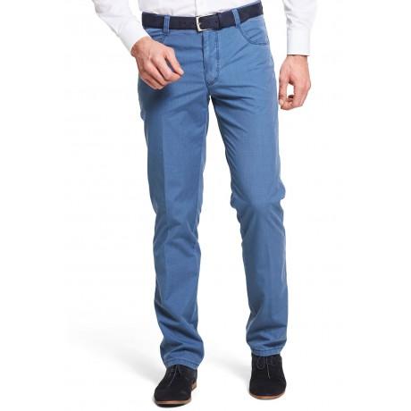 Брюки мужские Meyer, модель Diego, артикул 5-494/18, цвет светло-синий