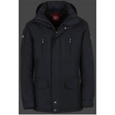 Куртка мужская Wellensteyn Golfjacke-Winter зимняя синяя