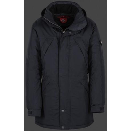 Куртка мужская WellensteynBrandungsparka синяя