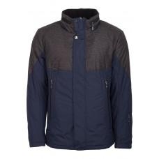 Куртка демисезонная мужская с климат-контролем AutoJack 0538 синяя