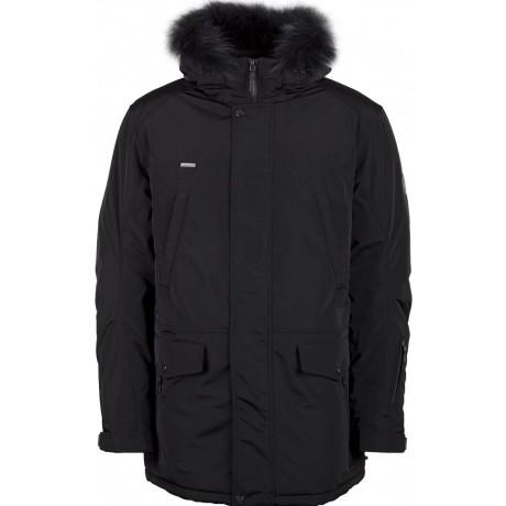 Куртка зимняя мужская с климат контролем AutoJack 0443 черный