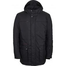 Куртка зимняя мужская с климат-контролем AutoJack 0491 черный