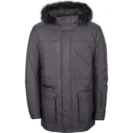 Куртка Auto Jack 0491 серый