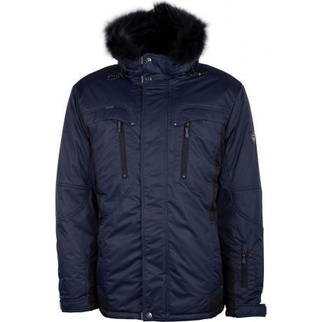 Куртка Auto Jack 0499 синяя с черным