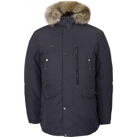 Куртка зимняя мужская с климат-контролем AutoJack 0576 хаки