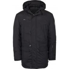 Куртка зимняя мужская с климат-контролем AutoJack 0570 черный
