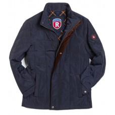 Куртка демисезонная мужская Royal Spirit, модель Булат стеганная синяя