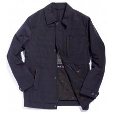 Куртка демисезонная мужская Royal Spirit, модель Комильфо стеганная синяя