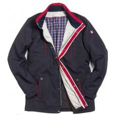 Куртка демисезонная мужская Royal Spirit, модель Месси темно-синяя