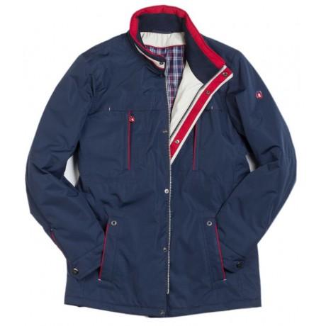 Куртка демисезонная мужская Royal Spirit, модель Шейк синяя