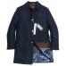 Пальто мужское Royal Spirit, модель Скотт синее