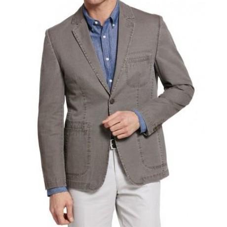 Пиджак мужской W.Wegener из хлопка, модель Kenny 5480/33