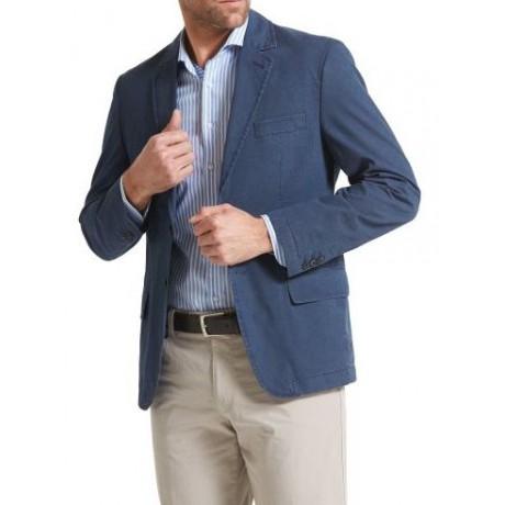 Пиджак мужской W.Wegener из легкого хлопка, модель Roger 5527/18