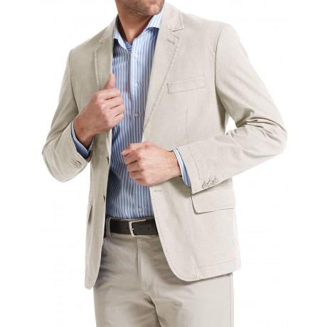 Пиджак мужской W.Wegener из легкого хлопка, модель Roger 5527/31
