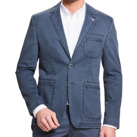 Пиджак мужской W.Wegener из хлопка, модель Kenny 5-453/18