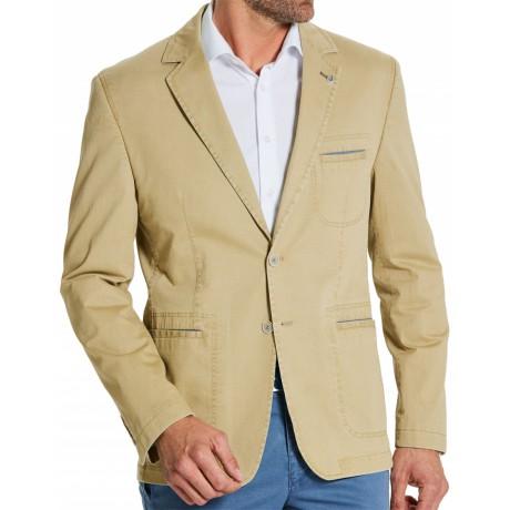 Пиджак мужской W.Wegener из хлопка, модель Kenny 5-453/50