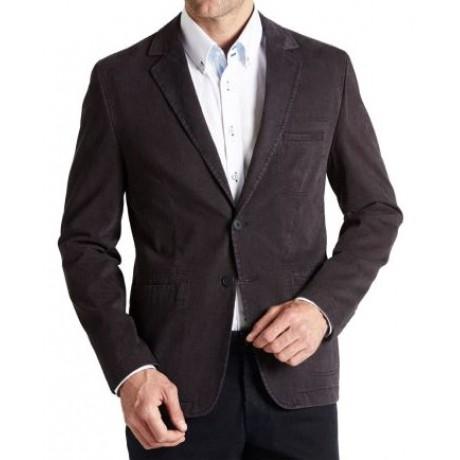 Пиджак мужской W.Wegener модель Kenny 6-553/09 черно-серый