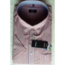 Рубашка мужская Eterna короткий рукав 4604/55
