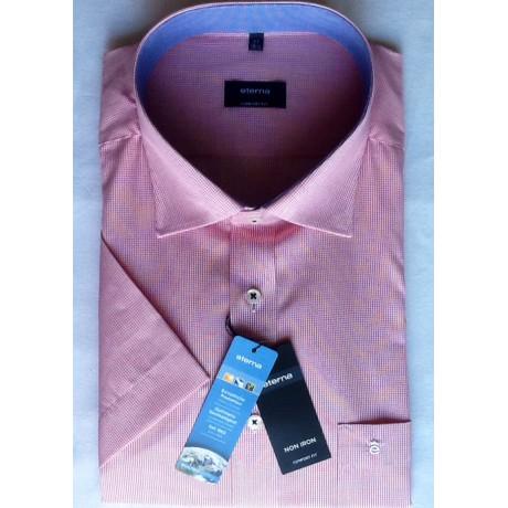 Рубашка мужская Eterna короткий рукав 4669/54