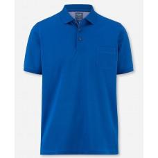 Поло Olymp Modern Fit, артикул 54015217, цвет синий
