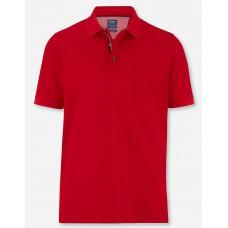 Поло Olymp Modern Fit, артикул 54015233, цвет красный