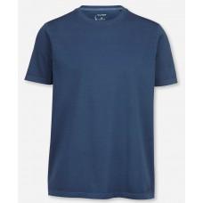 Футболка Olymp Modern Fit, артикул 56405218, цвет синий