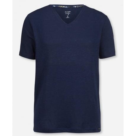 Футболка Olymp 56615213 синяя