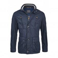 Куртка мужская Calamar 120340/7123/43 хлопковая синяя