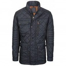 Куртка мужская Calamar 120510/6187/43 стеганная синяя