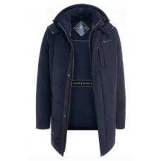 Куртка зимняя мужская Royal Spirit, модель Бриттен-G синяя