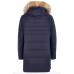 Куртка зимняя мужская Royal Spirit, модель Вивальди с капюшоном