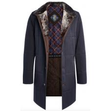 Куртка зимняя мужская Royal Spirit, модель Агат классическая