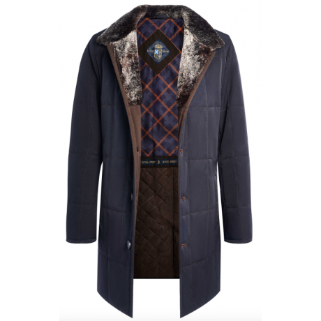 Куртка зимняя мужская Royal Spirit, модель Агат Gross классическая